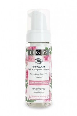Organic Cleansing Foam for Face Coslys