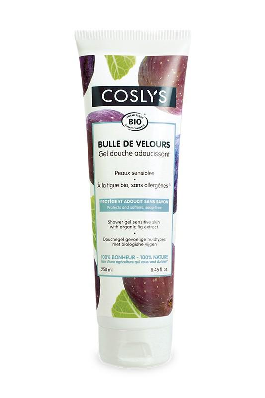 Gel douche bio la figue peau sensible coslys ayanature - Gel douche sans sodium laureth sulfate ...