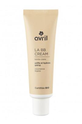 BB Cream à l'huile d'amande douce bio - Avril