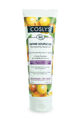 Organic Shampoo - Dry and Damaged Hair - Coslys