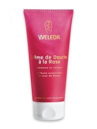 Crème de Douche à la Rose Weleda