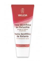 Pâte Dentifrice au Ratanhia Protection Gencives Weleda