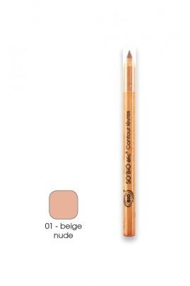 Crayon Contour des Lèvres Bio SO'BiO étic