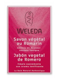 Rosemary Soap - Spicy Fragrance Weleda