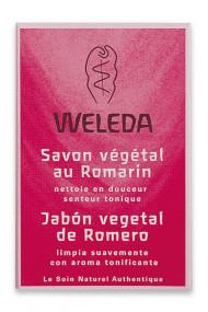 Rosemary Soap - Spicy Fragrance Weleda