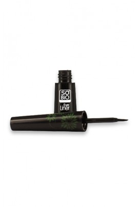 Organic Liquid Eyeliner Intense Black SO'Bio Etic