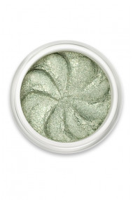Green Opal - Shimmer pale green