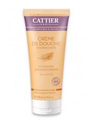 Crème de Douche Bio Amande et Coing Cattier