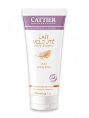 Lait Velouté Organic Body Lotion Almond & Quince Cattier