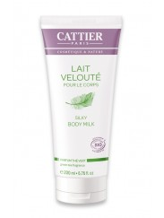 Lait Velouté Organic Body Lotion Green Tea Cattier