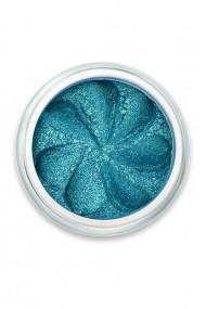 """Fard à Paupières Minéral Lily Lolo """"Pixie Sparkle"""" Bleu Turquoise Pailleté"""