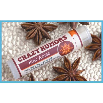 Crazy Rumors Natural Star Anise Lipbalm - Ayanature