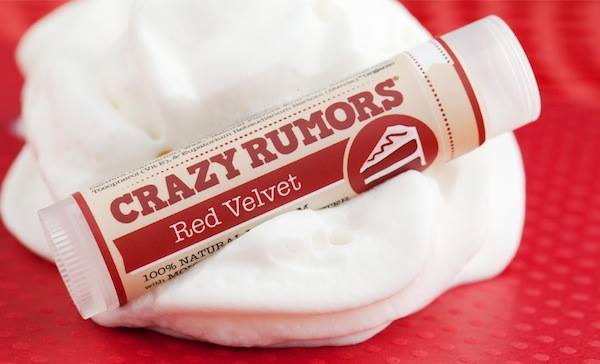 Crazy Rumors Natural Lipbalm Red Velvet - Ayanature