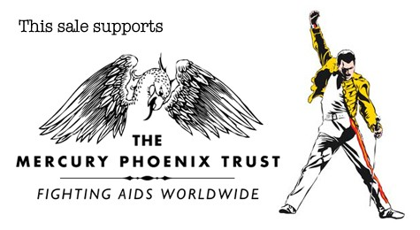 Crazy Rumors supports the Mercury Phoenix Trust in fighting aids
