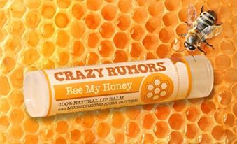 Crazy Rumors Honey Lip Balm vegan - Ayanature