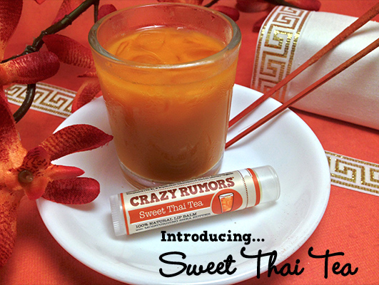Stick lèvres Sweet Tea Thai Crazy Rumors chez Ayanature