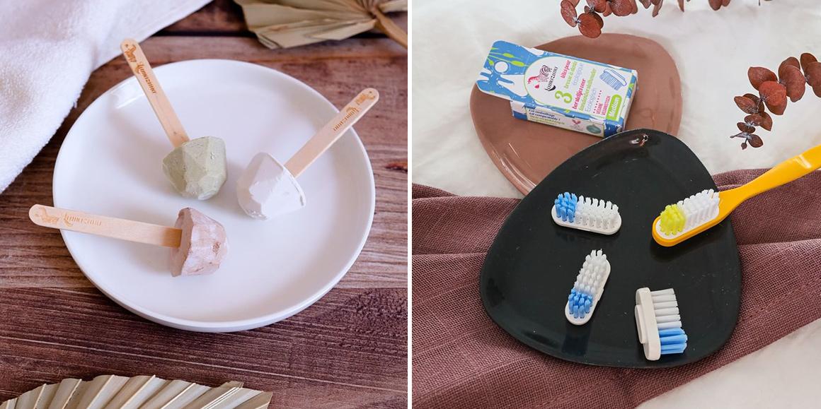 recharge brosse à dents lamazuna