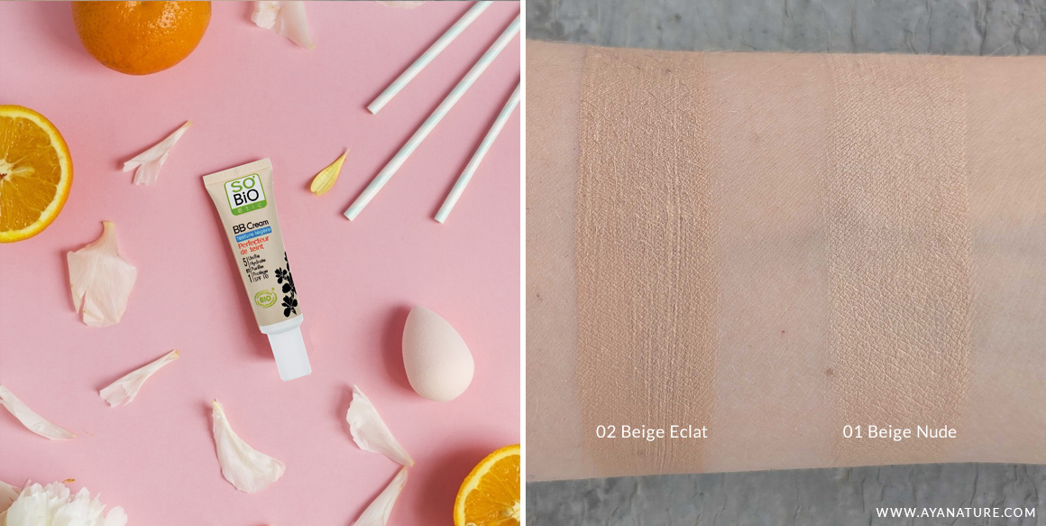 swatch bb creme so bio etic