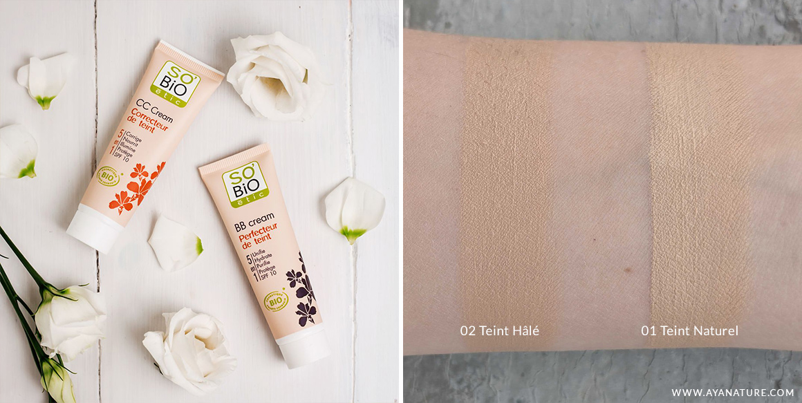 swatch cc creme so bio etic