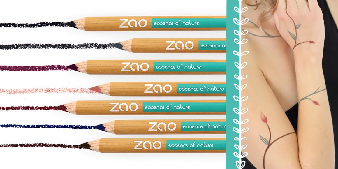 crayon bio zao