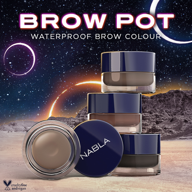 Nabla Vegan Brow Pot