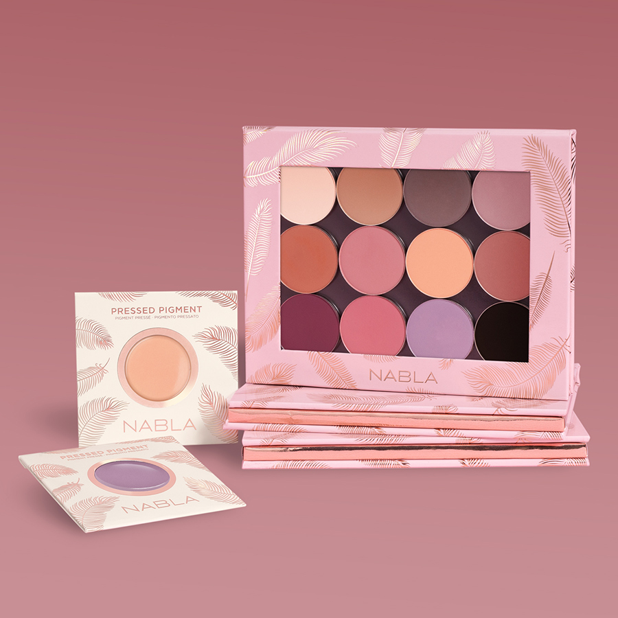 """Nabla """"The Matte"""" Collection"""