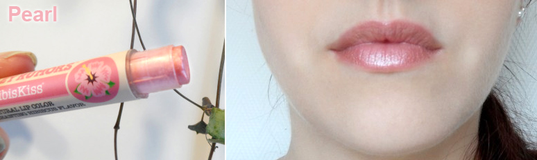 Tinted Lipbalm Pearl baby pink Crazy Rumors - Ayanature
