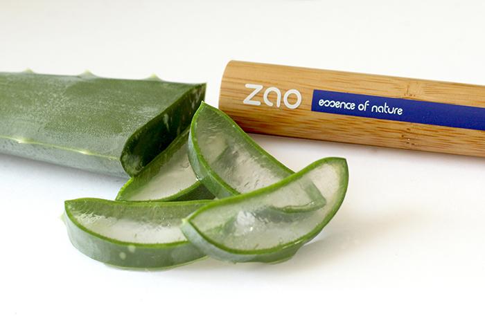 ZAO Aloe Vera Vegan Mascara