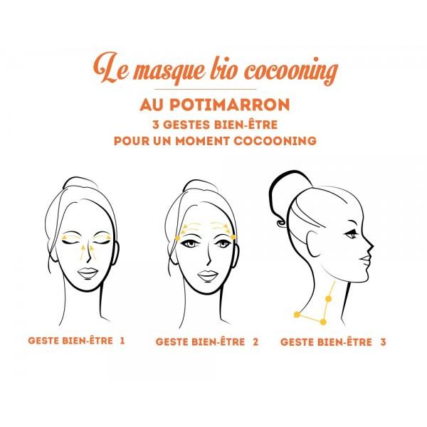 Comment prendre soin de sa peau avec le Masque Potirron Beauty Garden