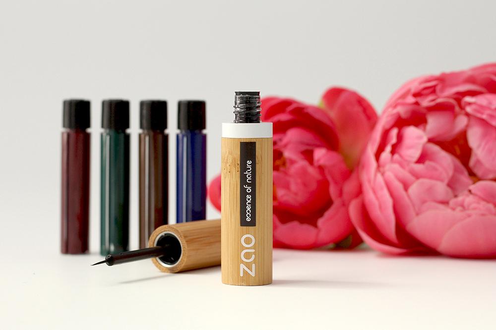 Eyeliners Rechargeables Bio ZAO