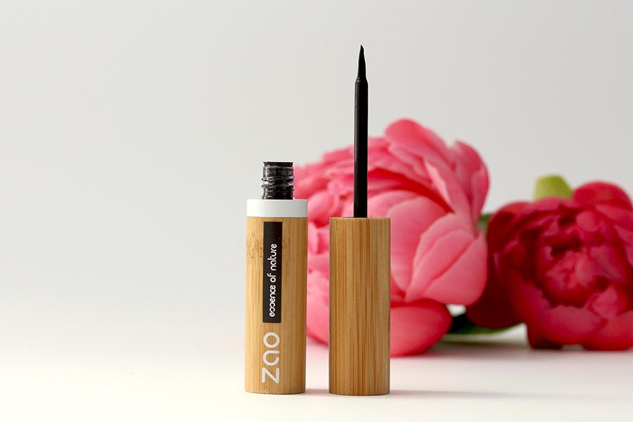 Zao Organic Felt Tip Brush Eyeliner